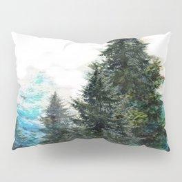 GREEN MOUNTAIN PINES LANDSCAPE Pillow Sham