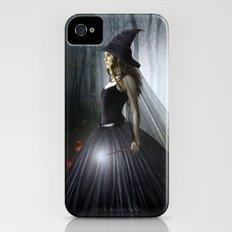 Witch iPhone (4, 4s) Slim Case