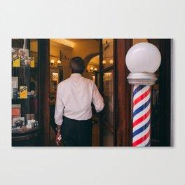 Sala da Barba Canvas Print