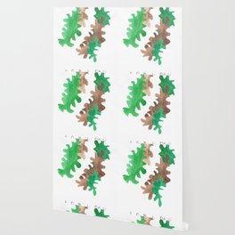Matisse Inspired   Becoming Series    Forlorn Wallpaper