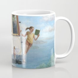 The Trolley Ride Coffee Mug
