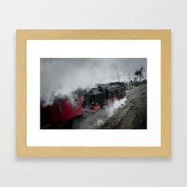 raucher Framed Art Print
