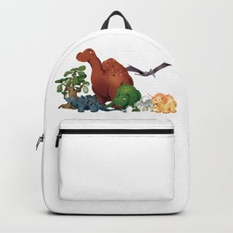 Dinosaur Party Backpack