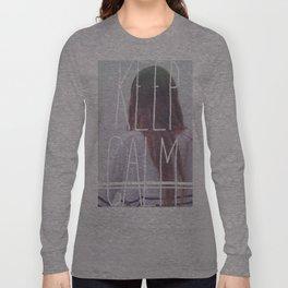 Wander (Keep Calm) Long Sleeve T-shirt