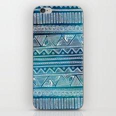 Hippie Pattern iPhone & iPod Skin