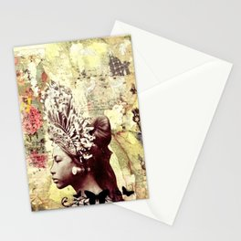 Seeking Serenity Stationery Cards
