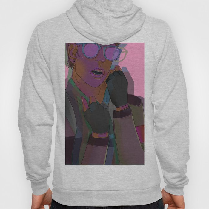 fashion shades Hoody