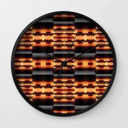 edgepuzzel Wall Clock