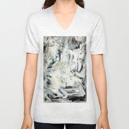 UNDULATE no.3 Unisex V-Neck