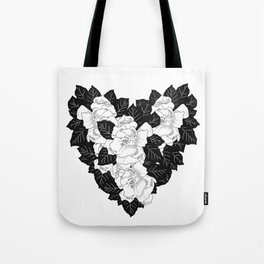 Gardenias Tote Bag