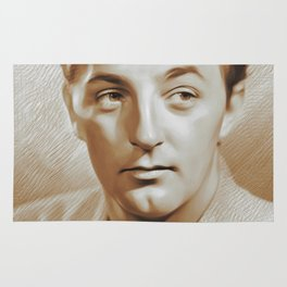 Robert Mitchum, Actor Rug