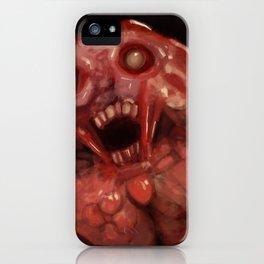 Mutant Ninja Turtles fan art, Krang unleashed iPhone Case