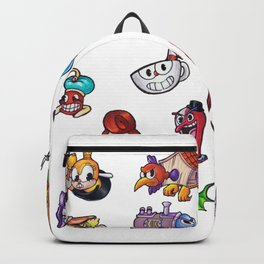 Cuphead Backpack