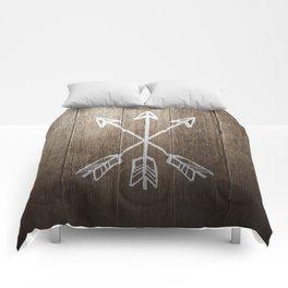 3 Cross Arrows Comforters