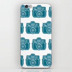 I Still Shoot Film Camera Logo iPhone Skin