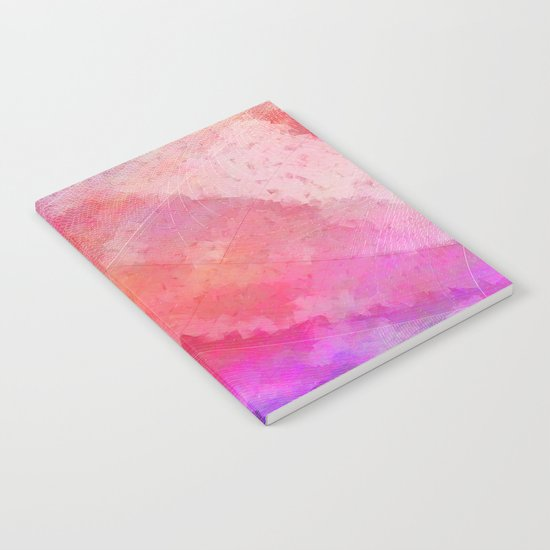 Multicolored abstract 2016 / 008 Notebook