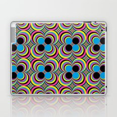 CMYK Circles Laptop & iPad Skin