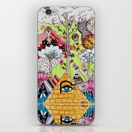 get high on life iPhone Skin