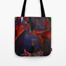 Love Lust Tote Bag