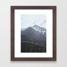 Vancouver Roadtrip XV Framed Art Print