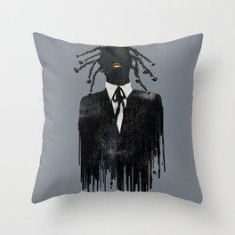ANTI Ri Ri Throw Pillow
