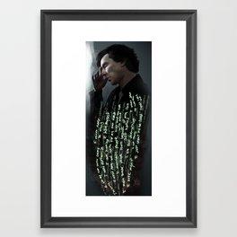 Hatred Framed Art Print