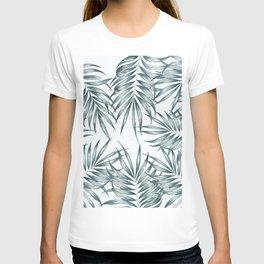 Palm Leaves #society6 #buyart T-shirt