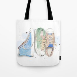Converse Shoes Tote Bag