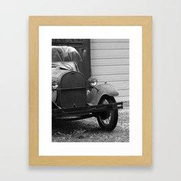 Under Wraps Framed Art Print