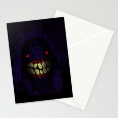 Creepy Ghost Stationery Cards