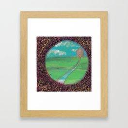 Home Art Journey 2.6 Framed Art Print