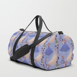 Dilly Dilly, You Shall Be Queen Duffle Bag