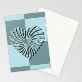 Valentine's day 3 Stationery Cards