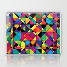 Abstract shapes Laptop & iPad Skin