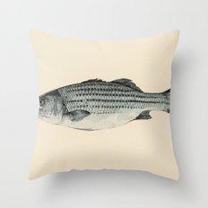 A Fish Throw Pillow