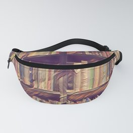 Book Geek Fanny Pack