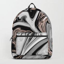 Fluid Kiss #2 #abstract #decor #art #society6 Backpack