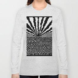 Melanie's Sunset Long Sleeve T-shirt