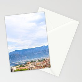 Colorful Sights in Sorrento, Italy Stationery Cards