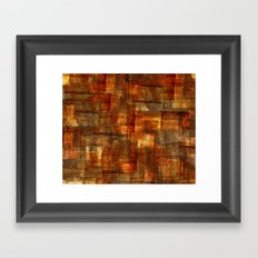 Cuts 6 Framed Art Print
