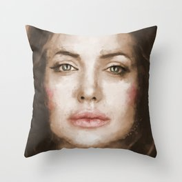 Jolie Throw Pillow