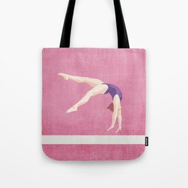 SUMMER GAMES / artistic gymnastics Tote Bag
