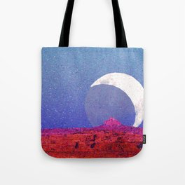 Cathedral of the Moon Tote Bag