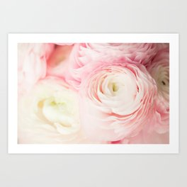 Pink IV Art Print