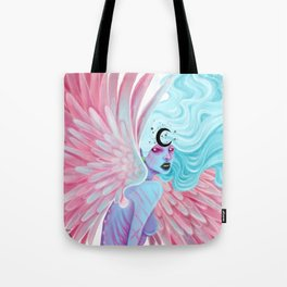 Faye, Angel of Corruption Tote Bag
