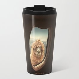 QUÈ PASA? NEVER STOP EXPLORING Travel Mug