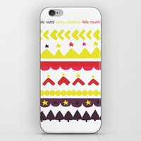 the xx iPhone & iPod Skins featuring xx by Marcela Homrich