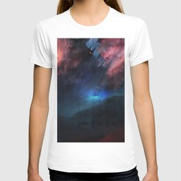Nebulosa Dark Night T-shirt