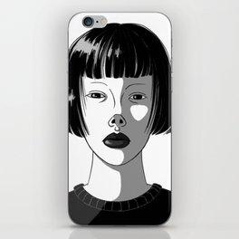 A Portrait iPhone Skin