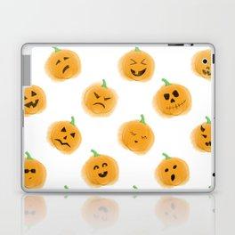 Pumpkin Patch Family Laptop & iPad Skin